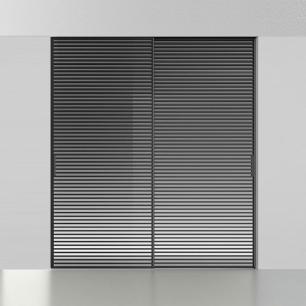 Drzwi przesuwne Stripe