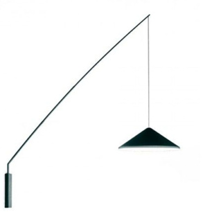 Lampa North Matt Graphite