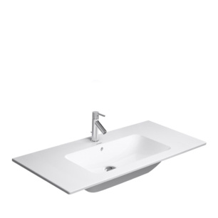 Umywalka ceramiczna 101x46 cm