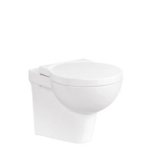 Miska wisząc WC biała