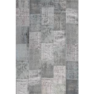 Dywan Patchwork Vintage Rug Grey