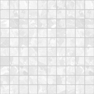 SOLO Mosaic White 30x30