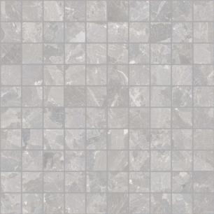 SOLO Mosaic Grey 30x30