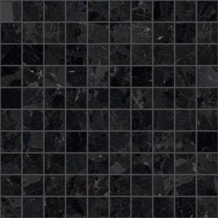 SOLO Mosaic Black 30x30