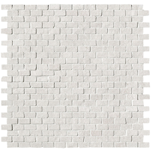 NUX WHITE BRICK MOSAICO ANTICATO 30,5X30,5