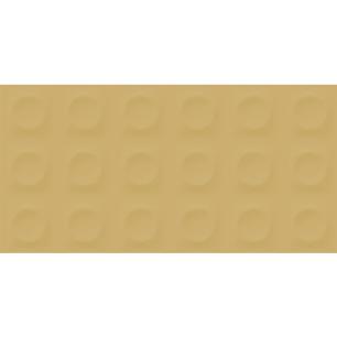 BOLD BLD.MUSTARD ROUND 40x80