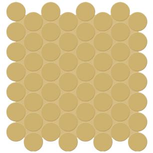 BOLD BLD.MUSTARD TESS.ROUND 29x28,8