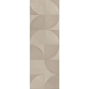 Mat&More Deco Taupe 25 x 75
