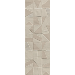 Mat&More Domino Taupe 25 x 75